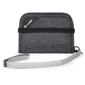 Pacsafe RFIDsafe V50 Portemonnee, granite melange